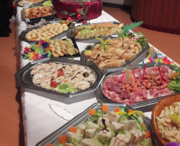 Menu Buffet dinatoire